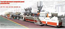 ACP Panel, Aluminum Composite Panel Production Line (Two Roll Calendering)